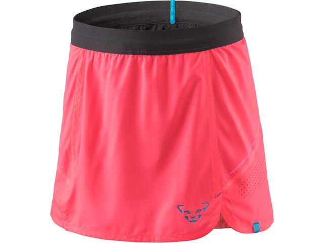 Dynafit Alpine Pro Spódnica 2 w 1 Kobiety, fluo pink